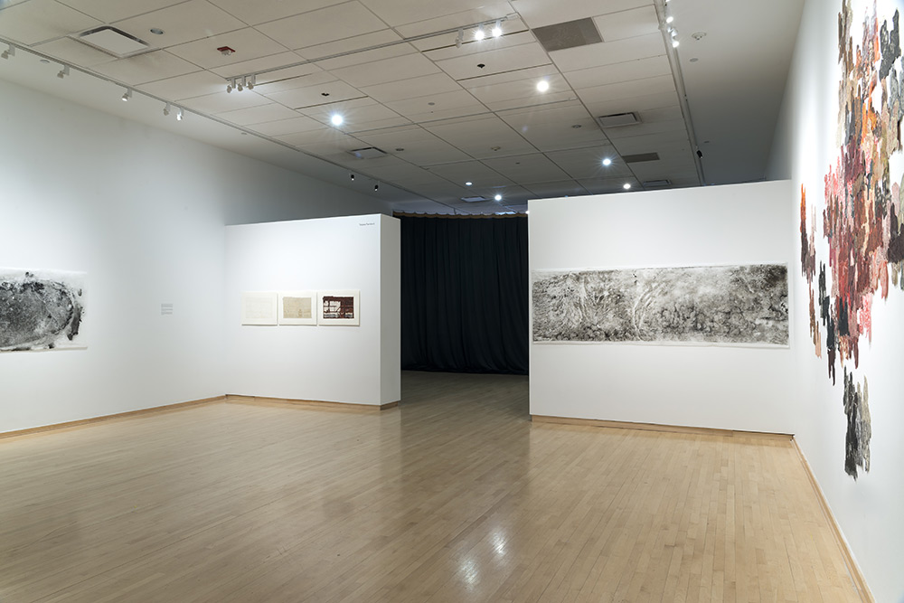 Temple Contemporary exhibition view